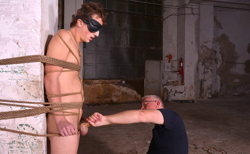 Crazy Kinky Cock Play For Casper Part 2