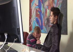 Ennio Guardi and Robin Berg