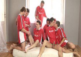 Goal Orgy Club 1
