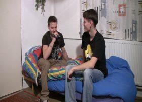 Johan Koco and Steve Maxx