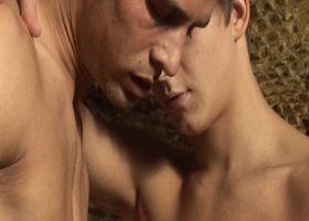 Marco Reed and Rusty Taylor